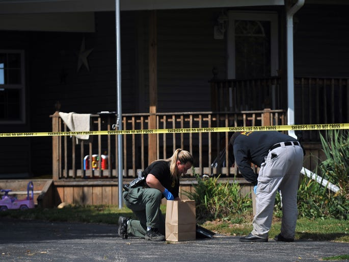 Burned body found in trunk of car in Fairfield County
