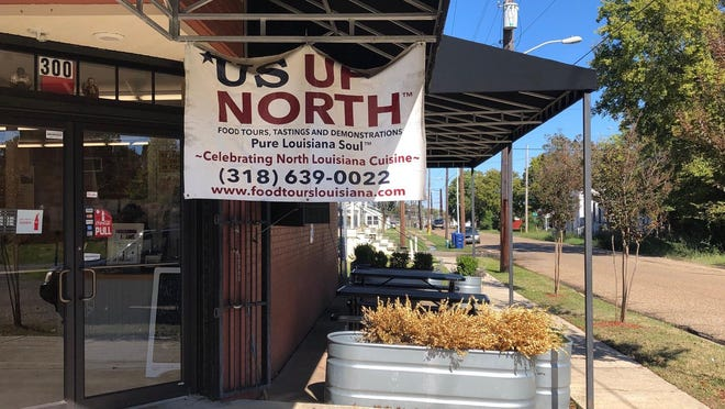 The Us Up North Kitchen in the Allendale neighborhood of Shreveport.