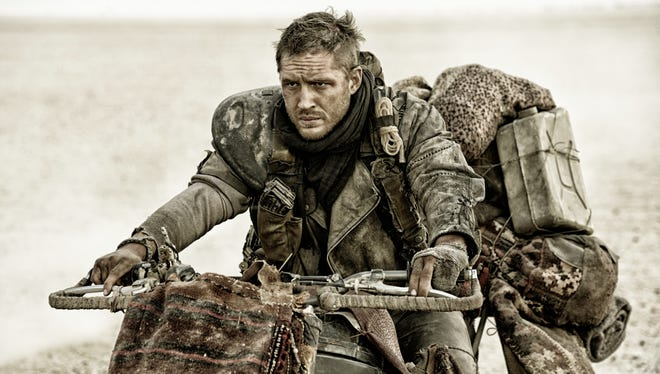 """Mel Gibson may have originated the role of Max Rockatansky but Tom Hardy plays the antiheroic loner in George Miller's """"Mad Max: Fury Road."""""""
