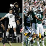 Couch: On the field, Michigan State athletics is winning at a big-time rate this year