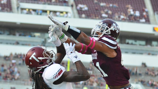 Mississippi State's pass defense has been hit or miss this season.