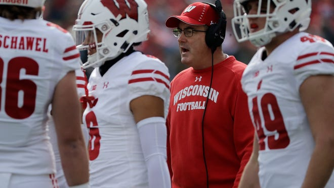 UW coach Paul Chryst and the Badgers football team will return to Ryan Field in Evanston, Ill. on Nov. 7 to face Northwestern. The teams' game was originally scheduled for Wrigley Field.