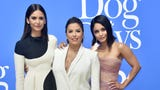 "Eva Longoria, Nina Dobrev and Vanessa Hudgens, who star in new rom-com ""Dog Days,"" discuss the impact of Time's Up on the industry. (Aug. 9)"