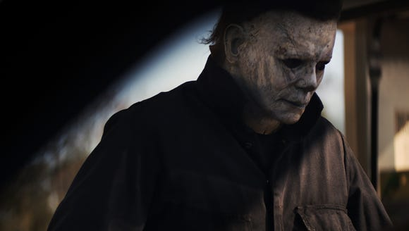 "Dealing with Michael Myers in the new ""Halloween"" was an ""ego trip"" for director David Gordon Green."