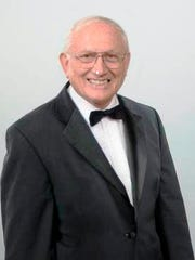Dr. John Enyart will receive the Arts Council of Martin