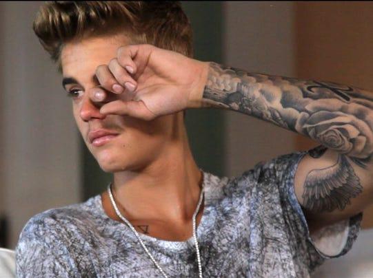 Justin Bieber in 'Believe'