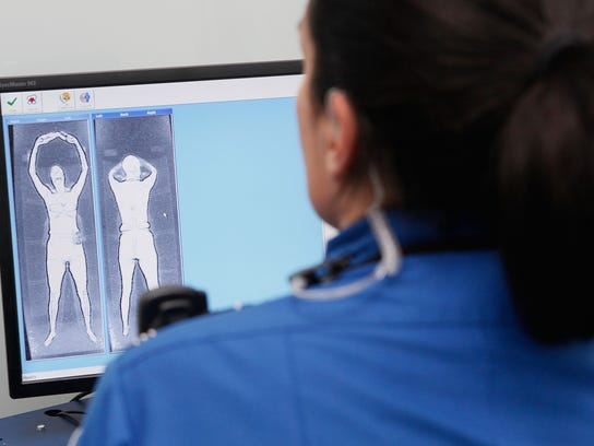 full body scanners in airports With the transportation security administration (tsa) ramping up its use of full-body scanners in airports just at the busiest travel time of the year, passengers are extra cautious about what health.