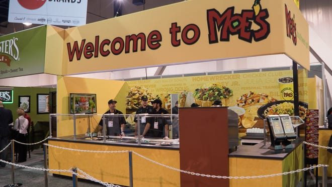 Moe's Southwest Grill plans to expand to Sioux Falls.