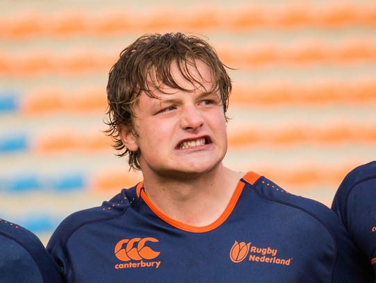 Jonas Petrakopoulos, Royal Irish Rugby