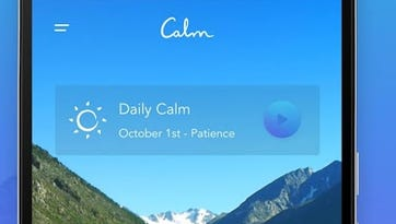 Breathe. These meditation apps bring calm to stressed, busy lives