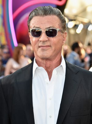 Sylvester Stallone, this is us