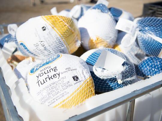 St. Mary'sstill needs 1,500 turkeys to meet its goal