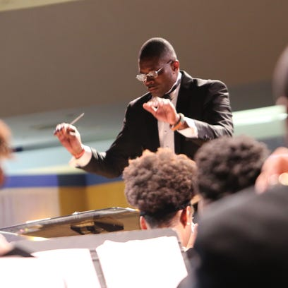 FAMU Shelby Chipman, associate professor of music at