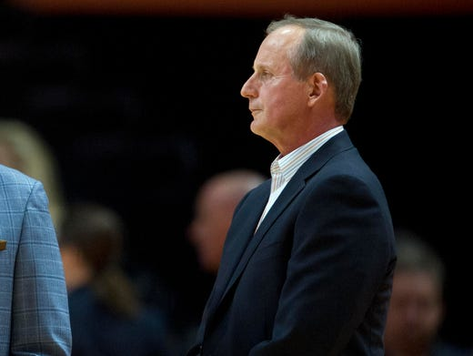 Ut Vols Basketball Rick Barnes Faith Changed His Approach To