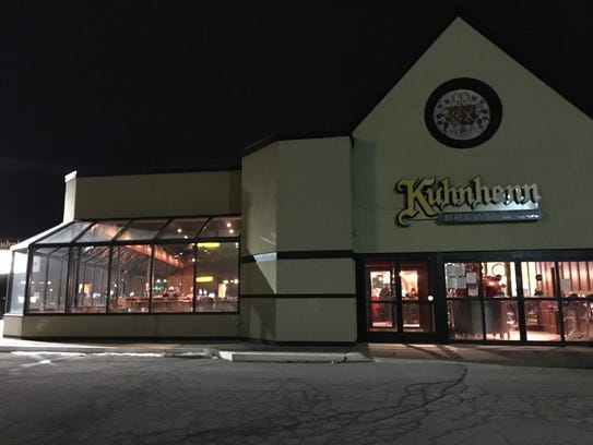 Kuhnhenn Brewing Company held a Feb. 19, 2016 preview