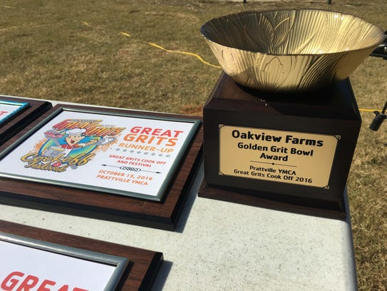 The Golden Bowl Award, the grand prize of the Great