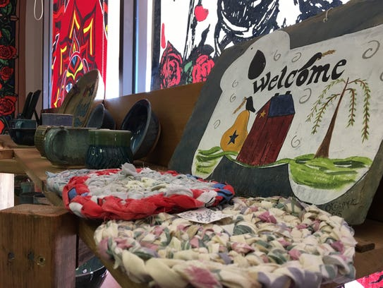 Heady Boutique in Montgomery sell locally handmade