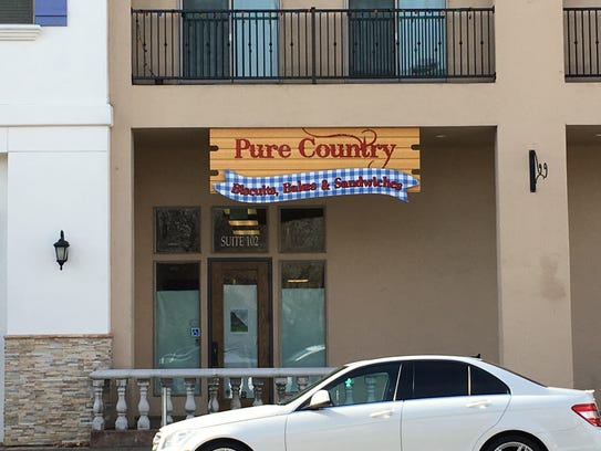 Pure Country operated in the Gateway building on Market