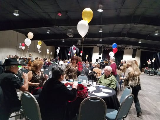 The Mayors' First Annual Shindig Benefit Dance for