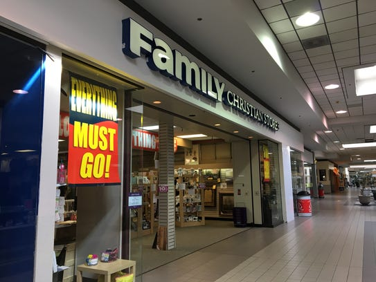 Family Christian Bookstore set to close March 29 in