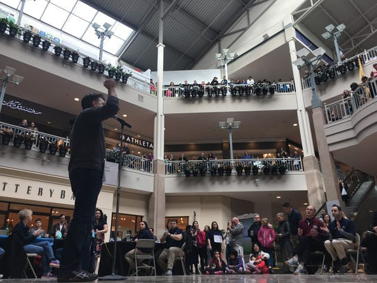 The Somerset Patriots conducted National Anthem Auditions