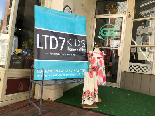 LTD 7 Kids, Home and Gifts — the new name for Grandma's