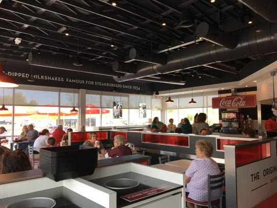 About: Steak 'n Shake, a classic American brand, was founded in in Normal, Illinois by Gus Belt who pioneered the concept of premium burgers and milkshakes. For over 80 years, the company's name has been symbolic 2/5(46).
