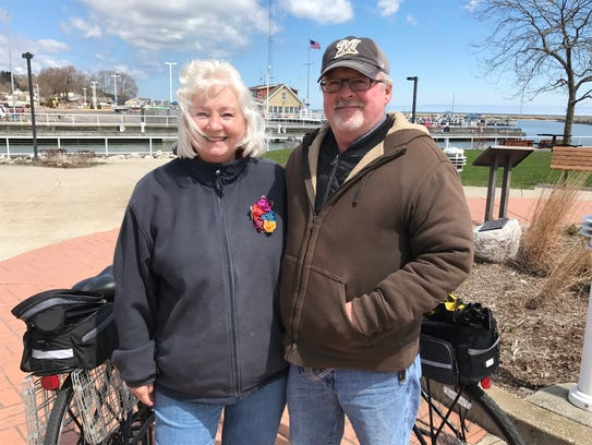 Jim and Jean Weaver, Grafton