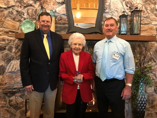 The 2017 Felician Award for Excellence in Volunteer