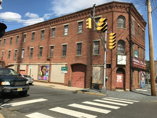 Renovations are planned for the old Anderson Moving