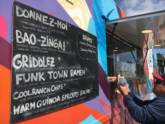 Midtown Ventura Food Truck Friday returns this week