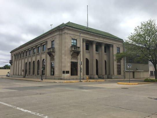 The Oshkosh Northwestern building, 224 State St.