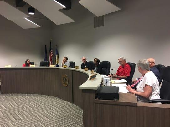 Covington City Commission.