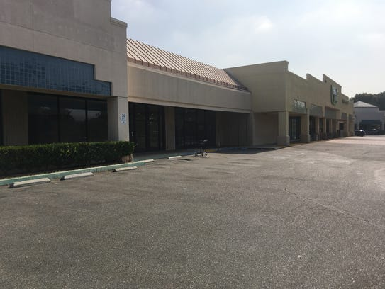 The Belwood Center in Simi Valley, where a developer