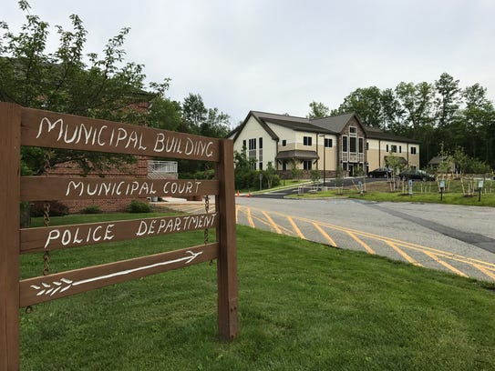 West Milford's recently expanded municipal complex