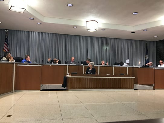 The Rapides Parish School Board
