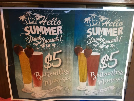 Broken Yolk Cafe in Palm Springs and La Quinta offer