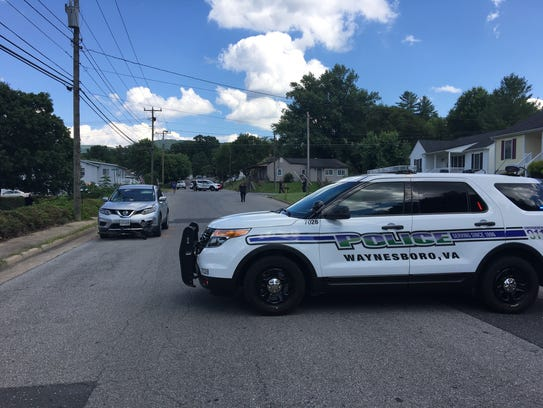 A car collided with a bicyclist Sunday afternoon on