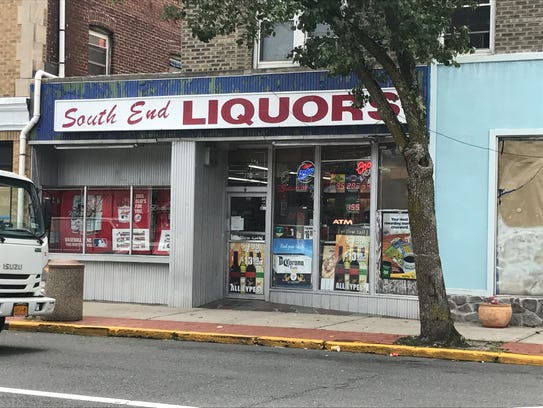 South End Liquors at 310 Orange Rd.