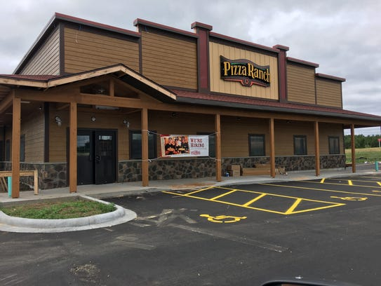 Pizza Ranch will open a new location on Aug. 7, 2017