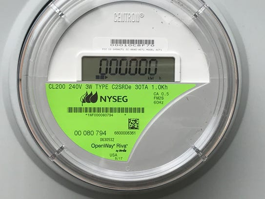 New York State Electric & Gas Corp.'s first smart installed