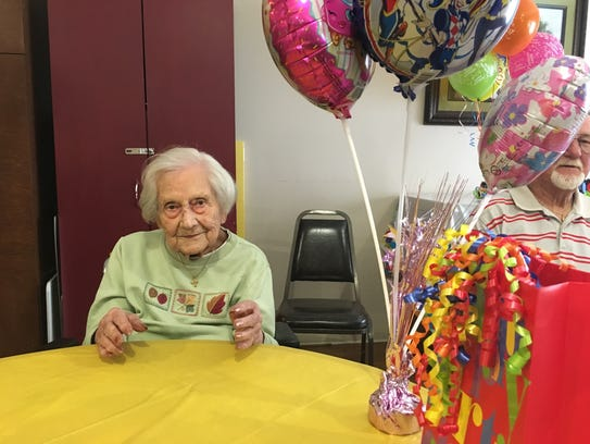 Lillian Keil, who will turn 100 on July 30, has won