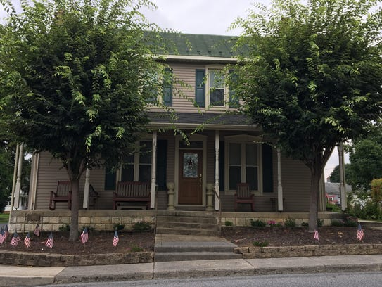 A home on Scotland's Main street had been the Pen Mar