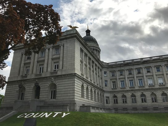 Bergen County Courthouse.