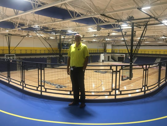 St. Clair County Community College Athletic Director