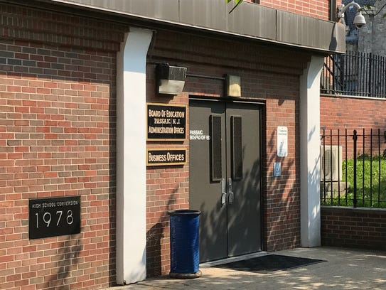 Officials said the Passaic district's top earner collected