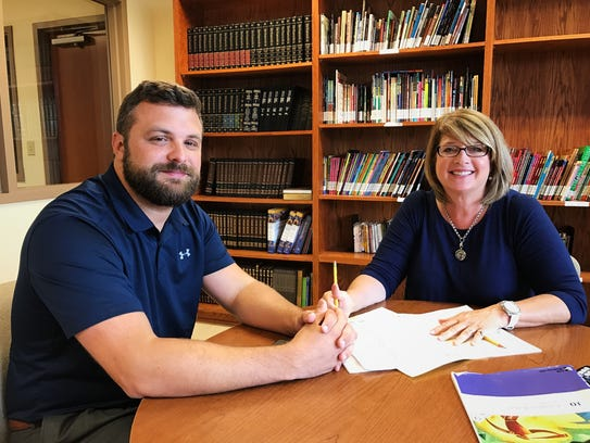 Special School District Principal Grant Eloi and regional