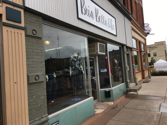 Bria Bella & Co opened in May 2017 at 925 Main Street