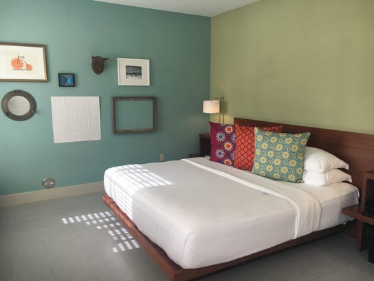 The El Paseo Hotel is a boutique property that recently