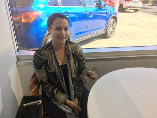 Layla Dorta of Fort Myers was at Fort Myers Mitsubishi